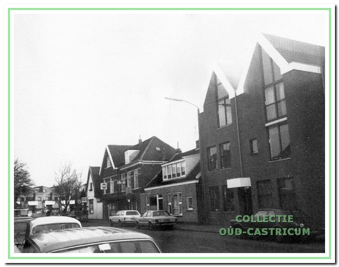 574a8df559e Foto uit 1993 van het pand Dorpsstraat 29, dat in 1996 werd gesloopt voor  nieuwbouw