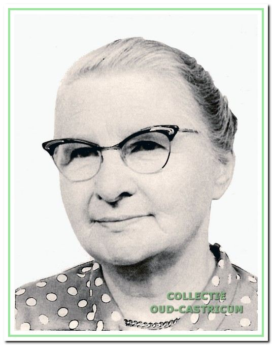 Rika Glorie-Hopman (1899-1977).