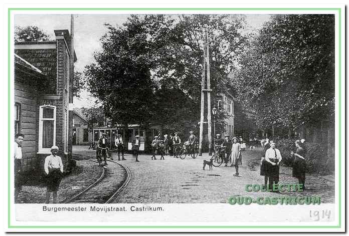 Circa 1914: hotel-café-restaurant Sportrust (Sportlust).