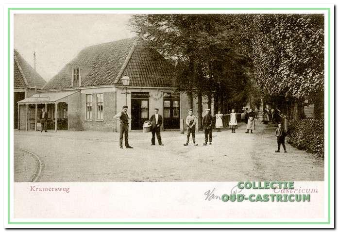 Circa 1907: Café Sportlust (Bondshotel).