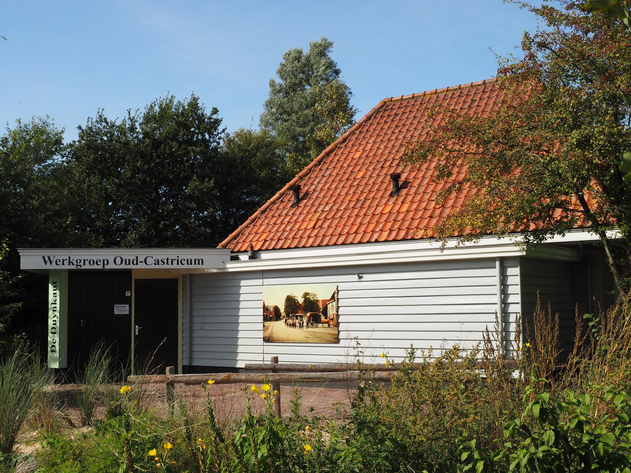Historisch informatie Centrum de Duynkant