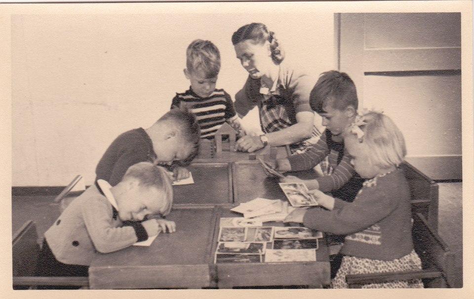 Oud-Castricum zoekt schoolspullen